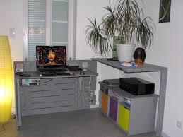 fabriquer un bureau avec des palettes fabriquer un bureau avec des palettes maison design sibfa com
