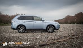 mitsubishi suv 2014 2014 mitsubishi outlander phev vrx road tested is it just