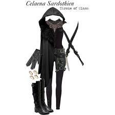 celaena sardothien throne of glass halloween costume books
