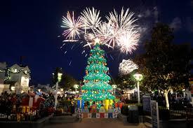 Singing Christmas Tree Lights Best Christmas Tree Lighting Celebrations In San Diego