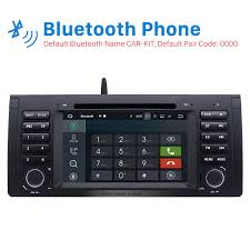 7 inch muti touch screen autoradio dvd player for 2000 2007 bmw x5