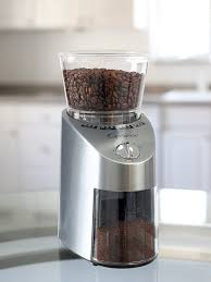 Top Rated Coffee Grinders Conical Burr Grinder Infinity Capresso