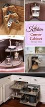 Storage Ideas For Kitchen Cabinets Best 25 Corner Cabinet Storage Ideas On Pinterest Ikea Corner