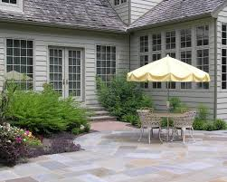 natural stone patio u0026 walkway lehigh valley landscape company