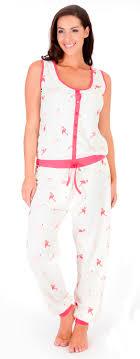one jumpsuits womens sleeveless all in one pyjamas jumpsuits nightwear
