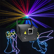 dj laser light laser stage lighting projector bomgoo