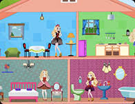 barbie house decoration free games house plans ideas