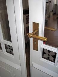 Interior Door Fitting Interior Door Fitting Biedermeier Rhombus Replicata