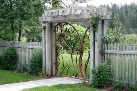 Garden Gate Garden Ideas Front Garden Gate Make A Great Entrance Tahaqui Club