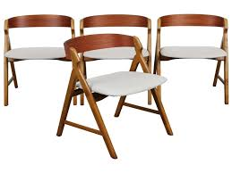 Midcentury Modern Dining Chairs Furniture Mid Century Modern Dining Chairs Luxury Set Of Four Mid