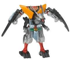 amazon power ranger mystic force legendary battlized titan