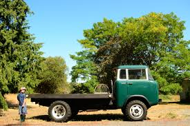 willys jeep truck green old parked cars 1959 jeep fc 170 drw