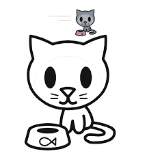 coloring pages cute kitten and puppy coloring pages cats coloring