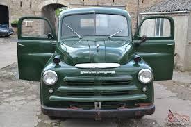 Vintage Ford Truck Australia - vintage american 1950 dodge b2c pickup truck all original