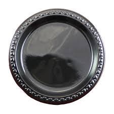 chinet plates chinet black plastic plates