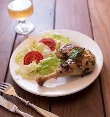 cuisiner cuisse de poulet cuisses de poulet marinées à l ail et au citron les meilleures