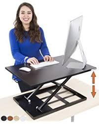 Standing Desk Amazon Com Safco Products 1929cy Muv 35 49