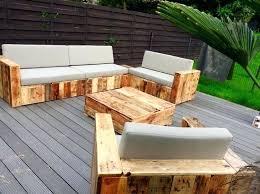 fabrication canapé palette bois fabriquer table basse bois comment fabriquer un fauteuil en palette
