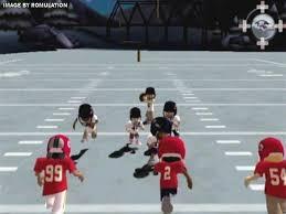 Download Backyard Football Backyard Football 08 Usa Nintendo Wii Rom U0026 Iso Download