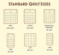 best 25 size quilt ideas on quilt size charts