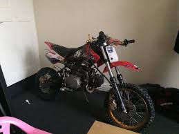 110cc stomp pit bike manual in bradford west yorkshire gumtree