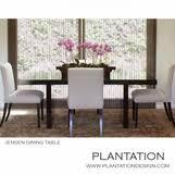 dining tables plantation