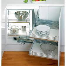 accessoire meuble d angle cuisine ferrure d angle magic corner accessoires cuisines