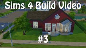 sims 4 build video 3 cozy split level youtube sims 4 build video 3 cozy split level