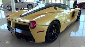 gold ferrari laferrari ferrari laferrari at boardwalk ferrari texas youtube