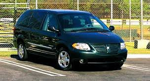2001 Dodge Caravan Interior 2001 Dodge Grand Caravan Sport One Year Test Review Update Motor