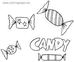 candyland coloring pages nerd candy corn christmas cotton