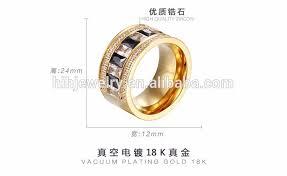 Wedding Ring Price by Saudi Arabia Gold Wedding Ring Price 18k Gold Plated Jewelry Buy