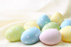 pastel easter eggs pastel colored easter eggs stock photo image of green 18377694