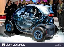 renault paris renault twizy electric car zero emission paris motor show