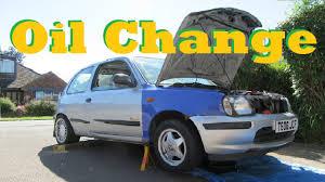 nissan micra headlight price nissan micra k11 oil change youtube
