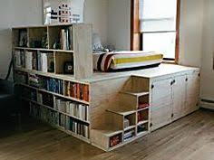 King Platform Bed Ikea This Man Transforms Ikea Cabinets Into A Super Cool And Spacious