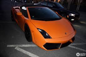 Lamborghini Gallardo Orange - lamborghini gallardo lp550 2 spyder 2 march 2017 autogespot