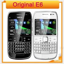 nokia e5 smartphone professionale con tastiera qwerty originale6 3g touchscreen mobile phone with qwerty russian keyboard
