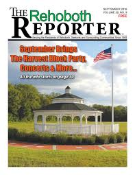 september 2016 rehoboth reporter by georgia issuu