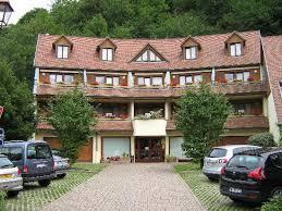 chambres d hotes kaysersberg la nouvelle annexe où nous étions logés photo de logis hotel les