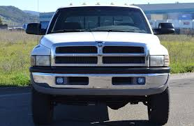 wild dodge ram 2500 work truck a p pumped cummins that does it all