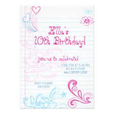 tween birthday invitations 28 images tween birthday