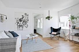 scandinavian homes interiors black white decorating ideas in scandinavian style to make small