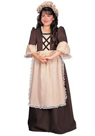 colonial costume dress thanksgiving costumes for