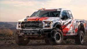 Ford Raptor Rally Truck - 2017 ford f 150 raptor race truck youtube