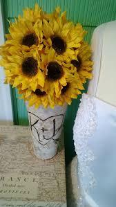 Sunflower Home Decor 288 Best Sunflower Wedding Images On Pinterest Sunflower