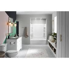Alcove Bathtub Sterling Store 5 Ft Left Hand Drain Rectangular Alcove Bathtub