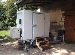 chambre froide d occasion a vendre remorques utilitaires frigorifiques en belgique pays bas