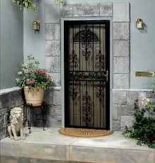 security front door for home outstanding home fiberglass entry door with arched style and