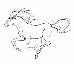spirit of the cimarron coloring pages coloring home